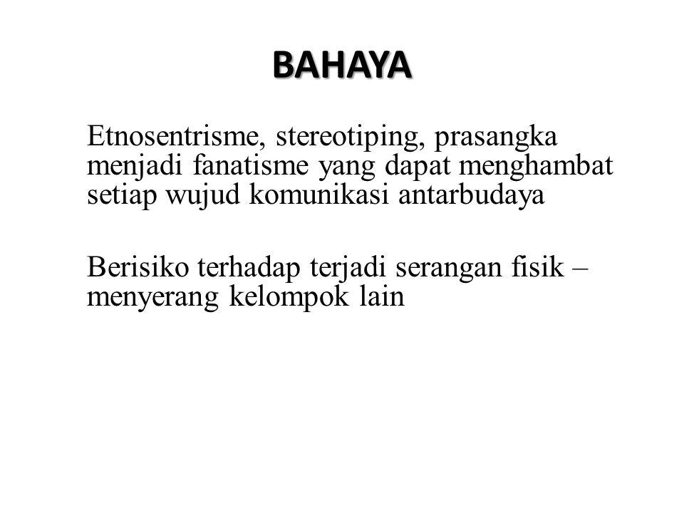 BAHAYA