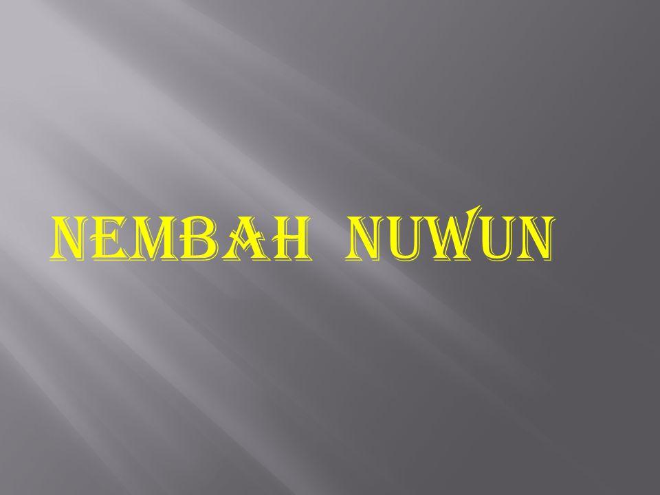 NEMBAH NUWUN