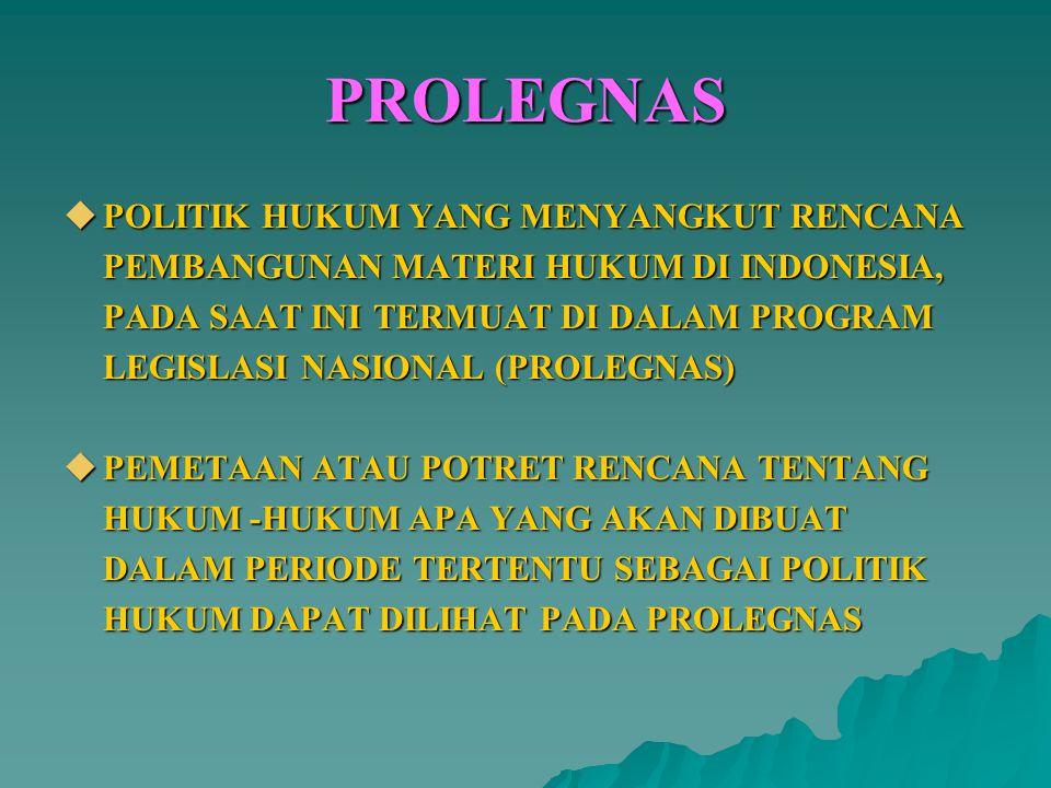 PROLEGNAS