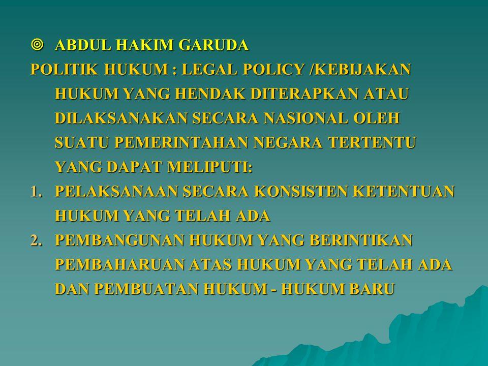 ABDUL HAKIM GARUDA
