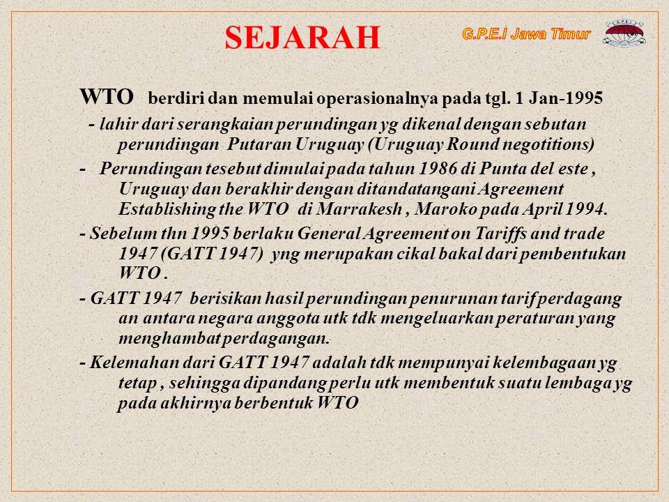SEJARAH G.P.E.I Jawa Timur