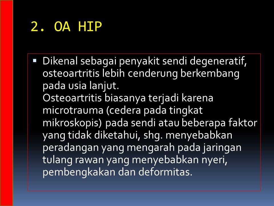 2. OA HIP