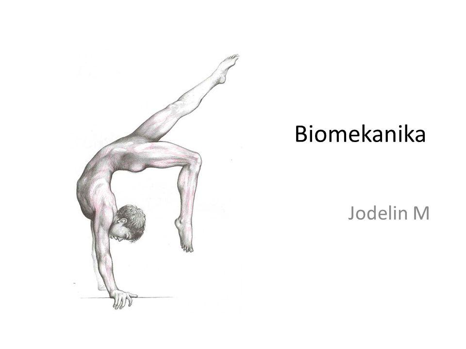 Biomekanika Jodelin M