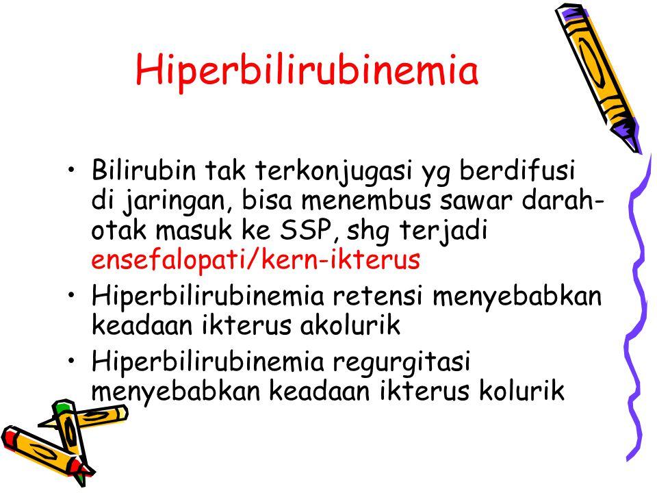 Hiperbilirubinemia