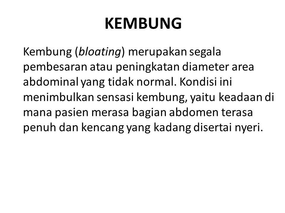 KEMBUNG