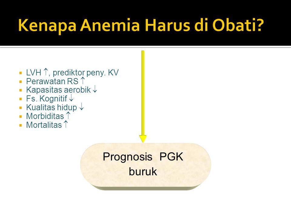 Kenapa Anemia Harus di Obati