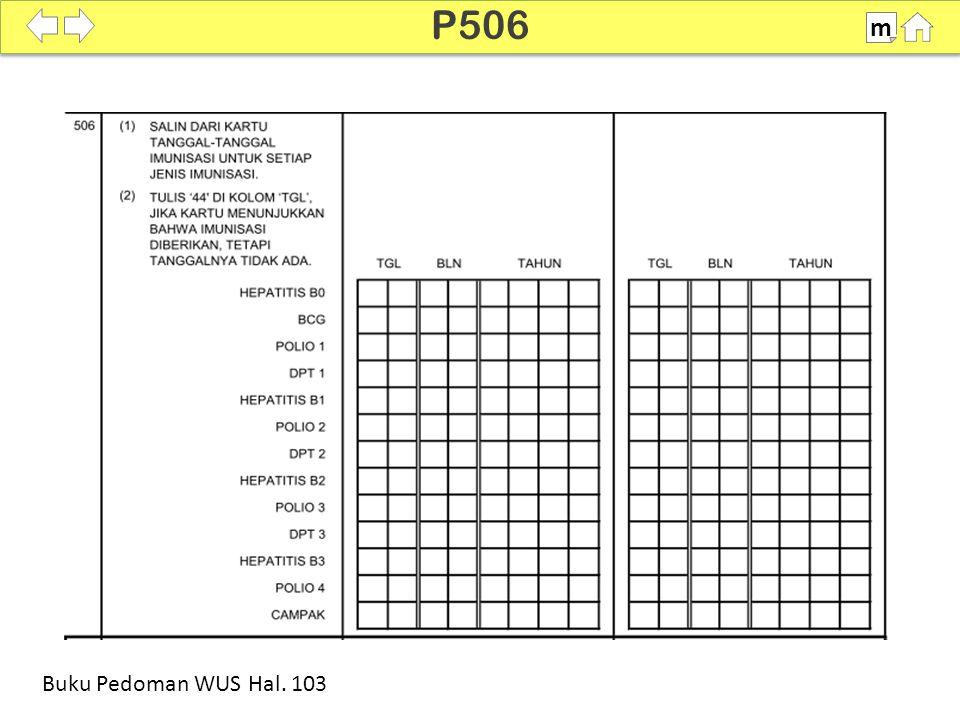 P506 m 100% Buku Pedoman WUS Hal. 103