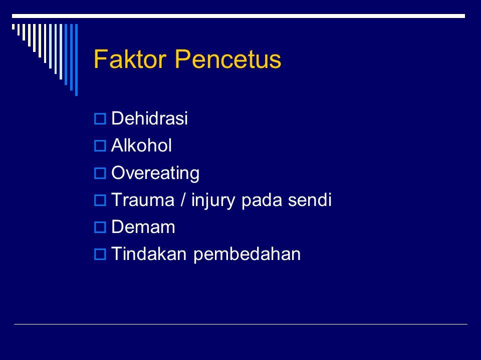 Faktor Pencetus Dehidrasi Alkohol Overeating