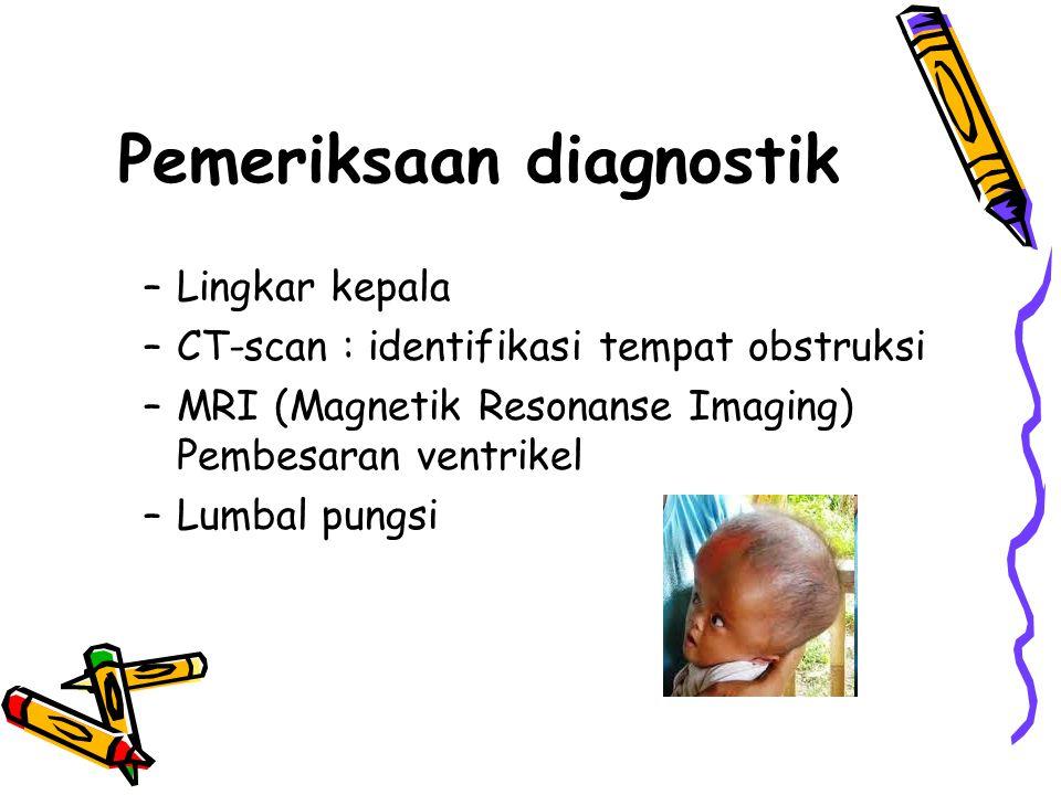 Pemeriksaan diagnostik