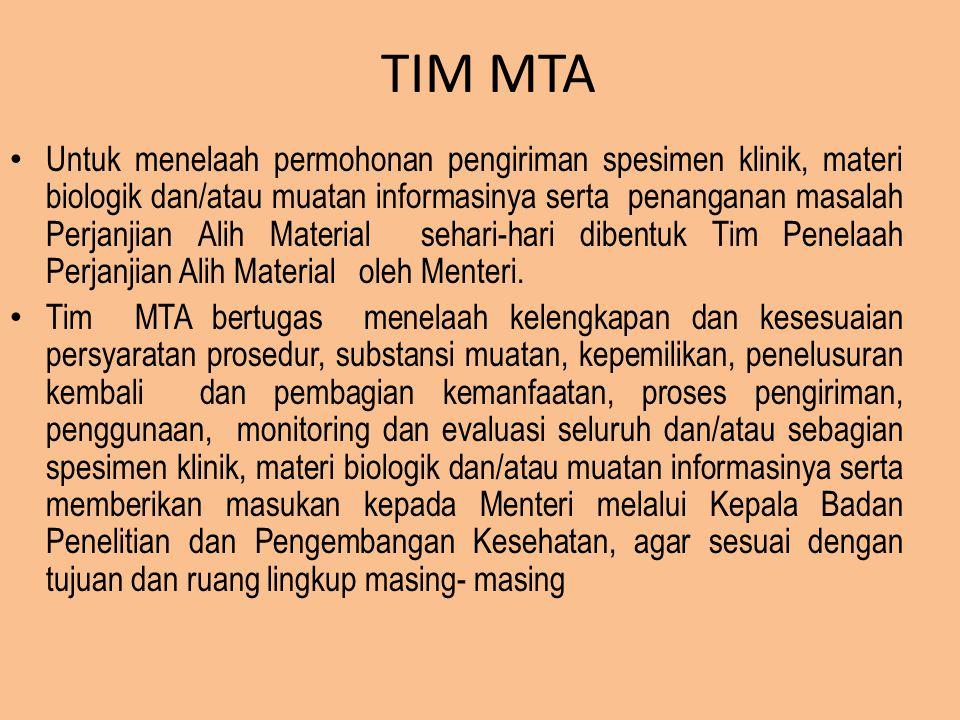 TIM MTA