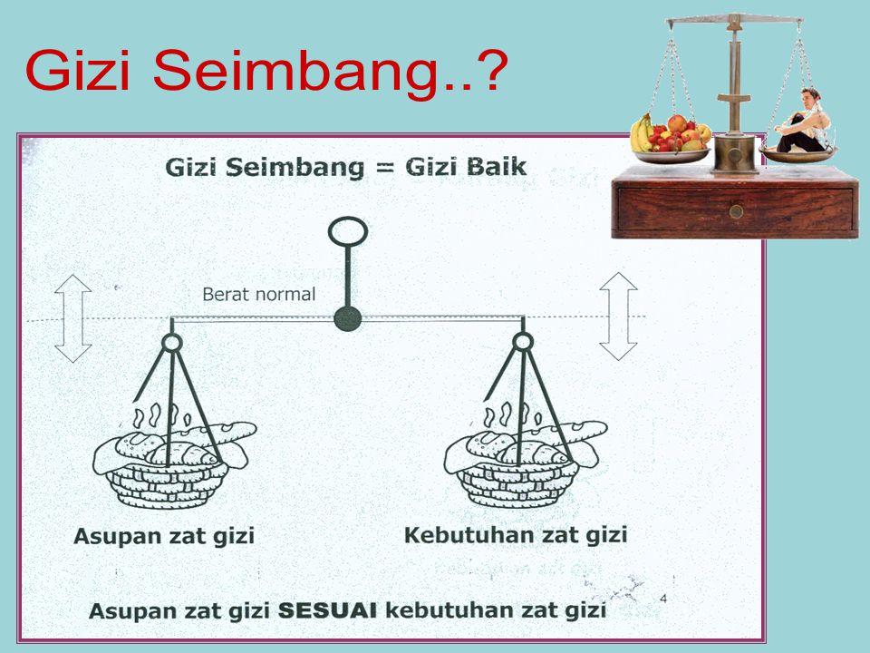 Gizi Seimbang..
