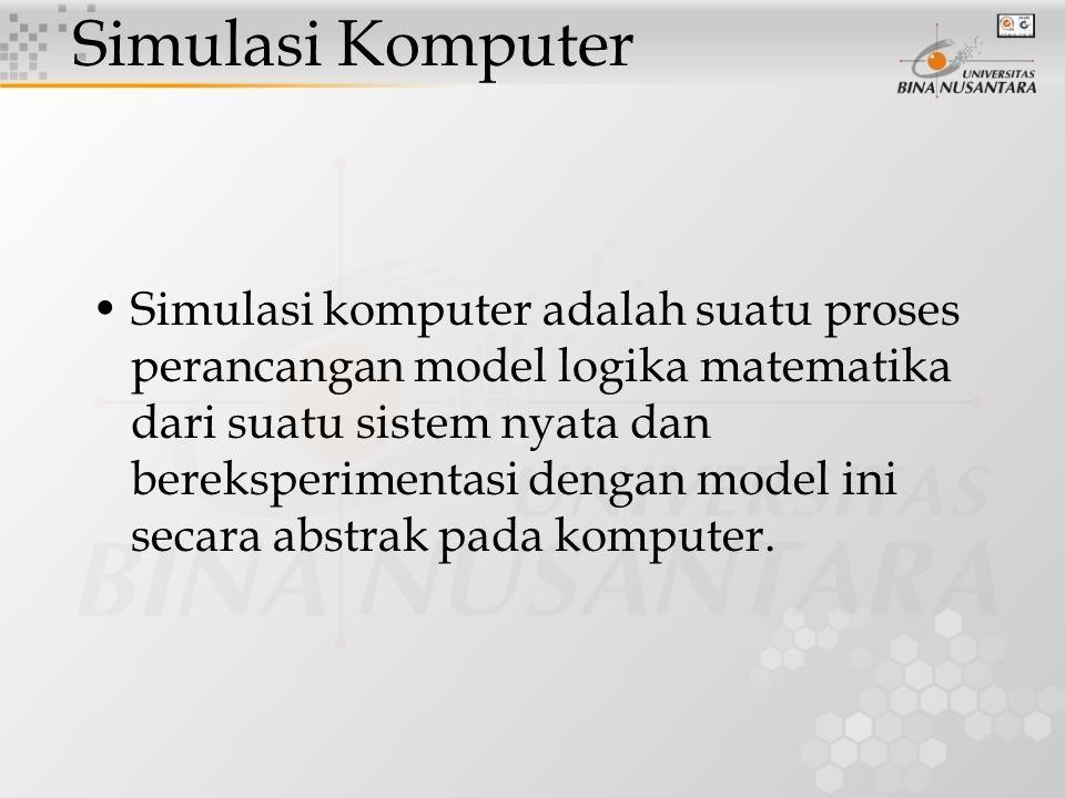 Simulasi Komputer