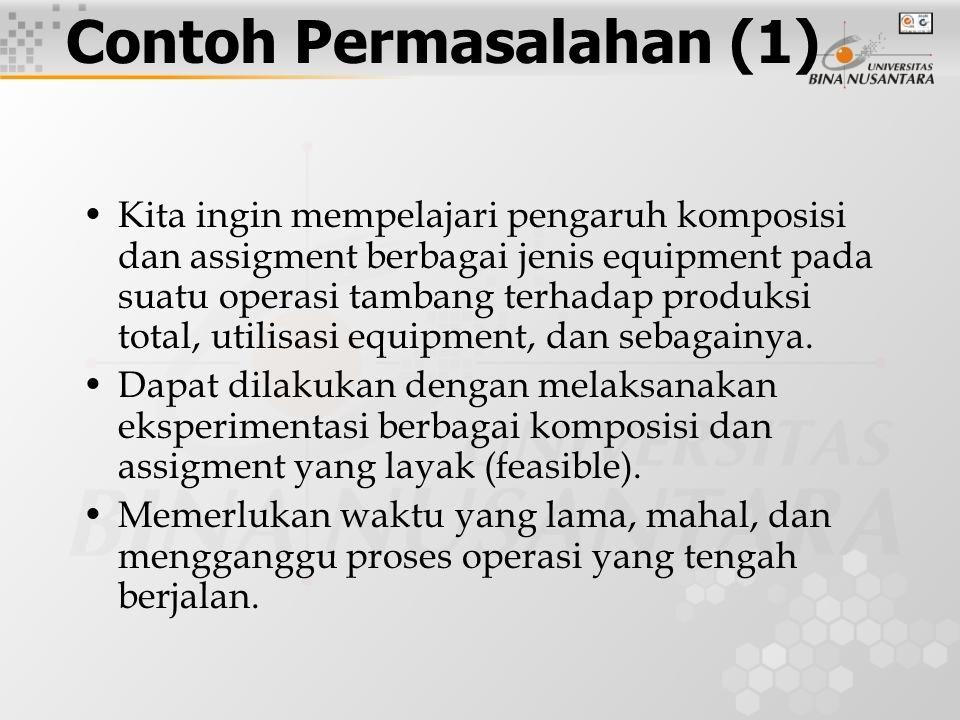 Contoh Permasalahan (1)