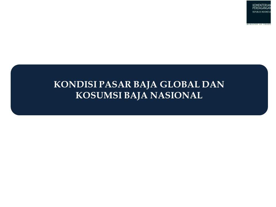 KONDISI PASAR BAJA GLOBAL DAN