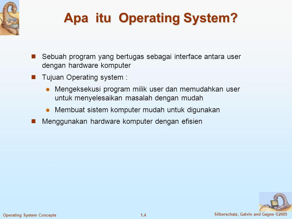 Apa itu Operating System