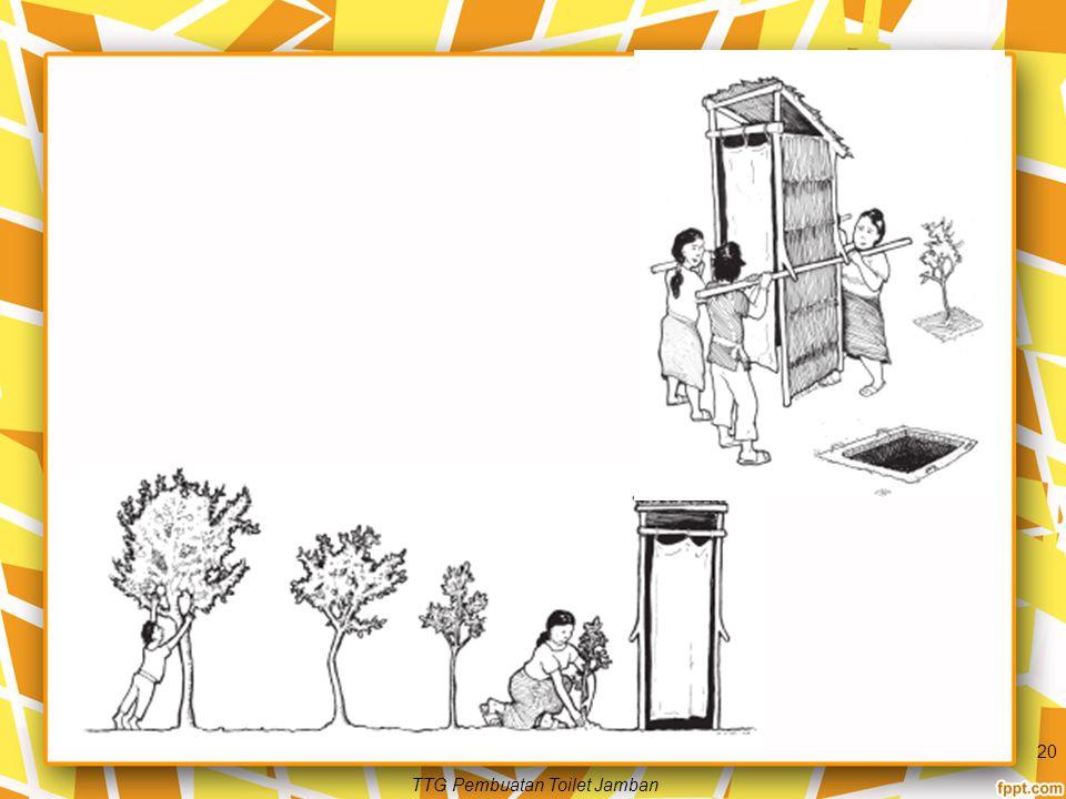TTG Pembuatan Toilet Jamban