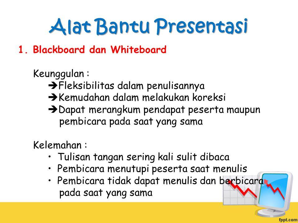 Alat Bantu Presentasi