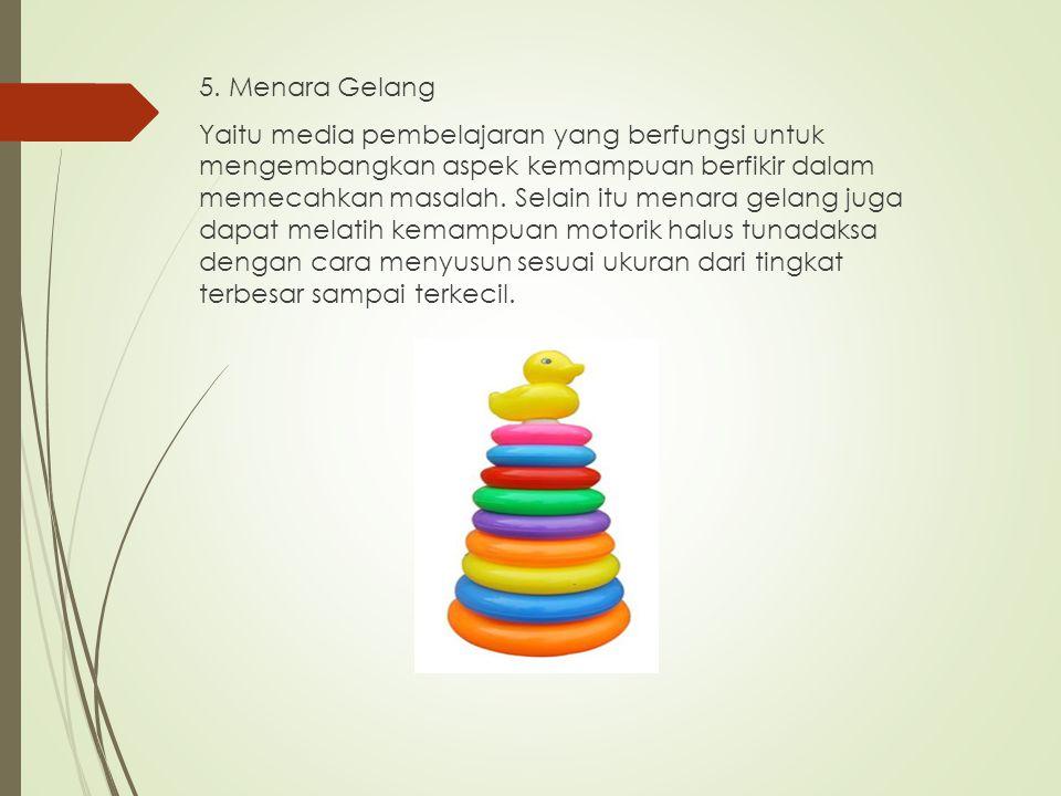 5. Menara Gelang