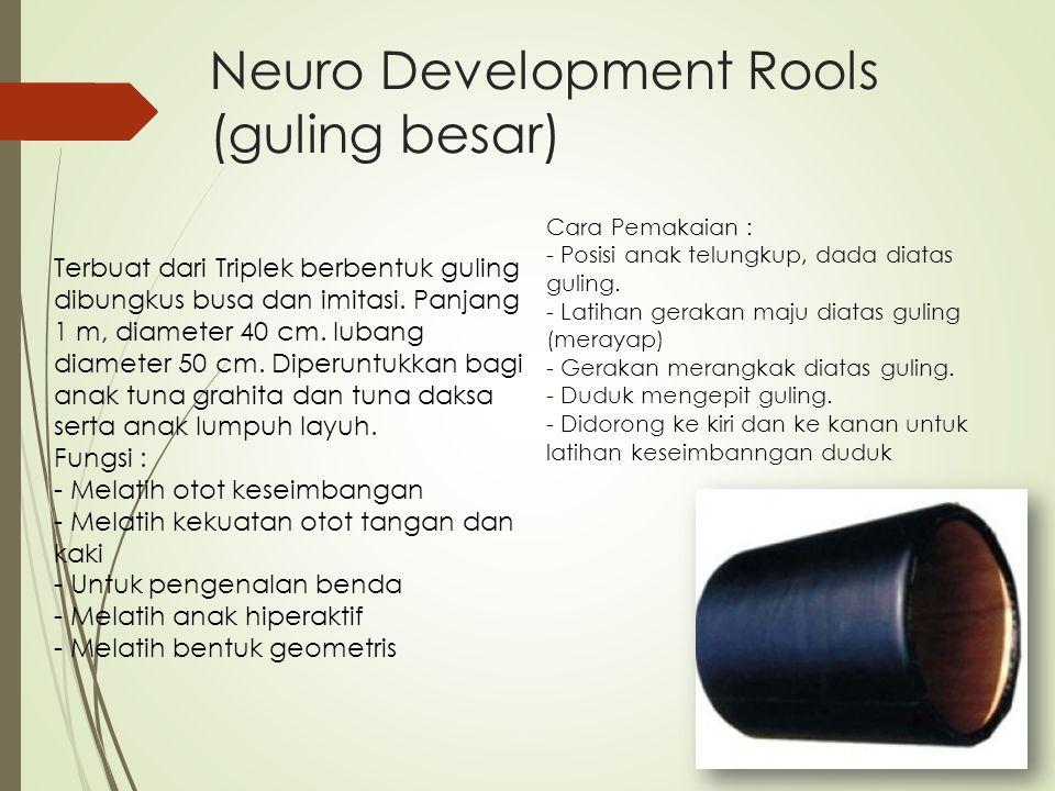 Neuro Development Rools (guling besar)