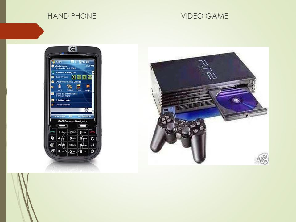 HAND PHONE VIDEO GAME