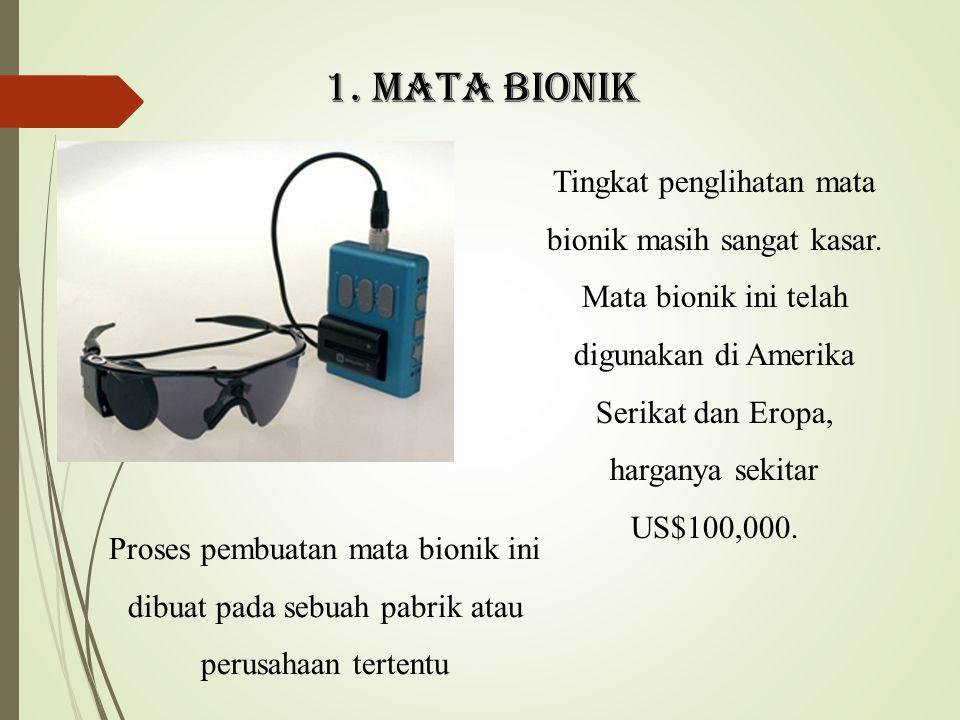 1. MATA BIONIK