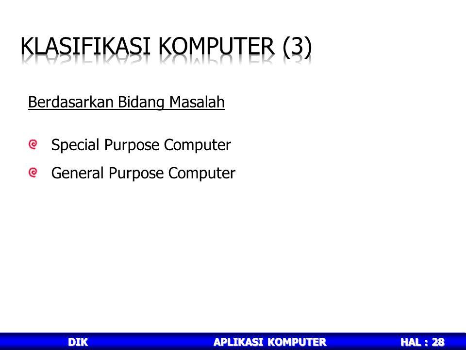 Klasifikasi komputer (3)