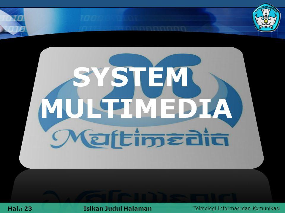 SYSTEM MULTIMEDIA