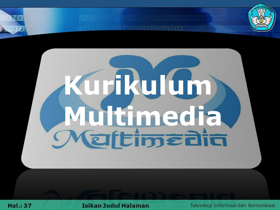 Kurikulum Multimedia