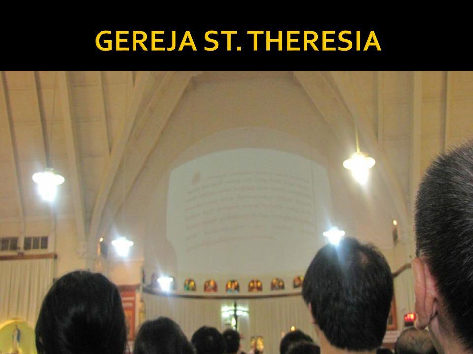 GEREJA ST. THERESIA