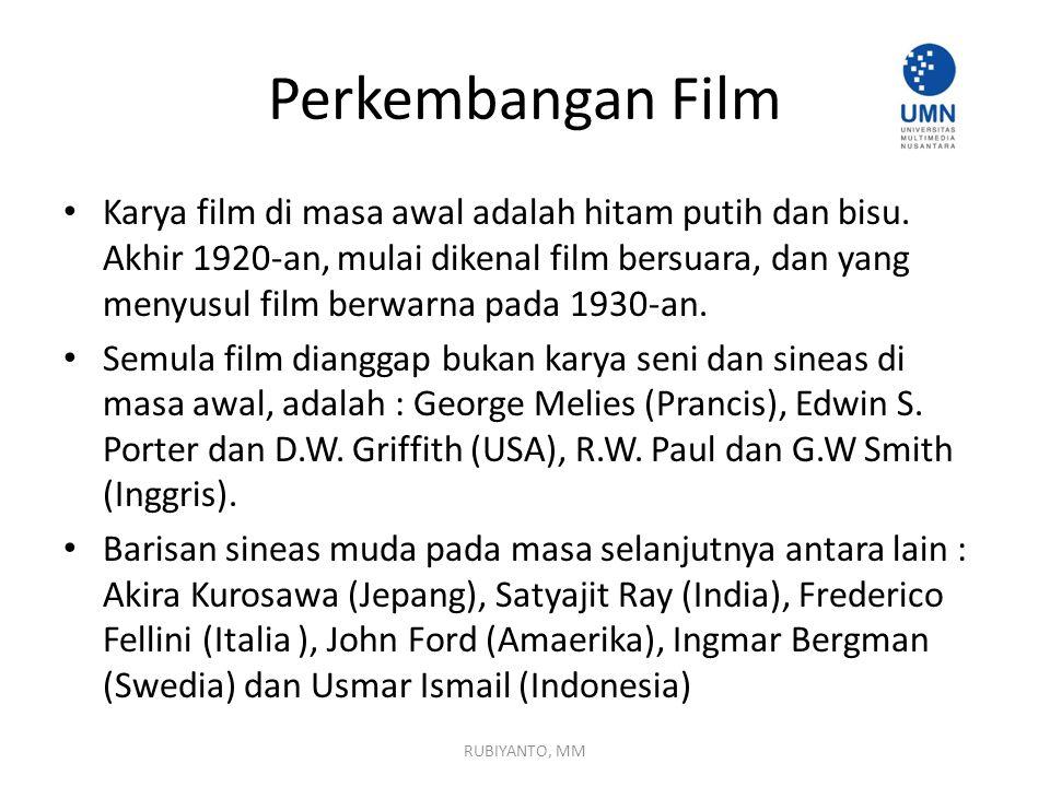 Perkembangan Film