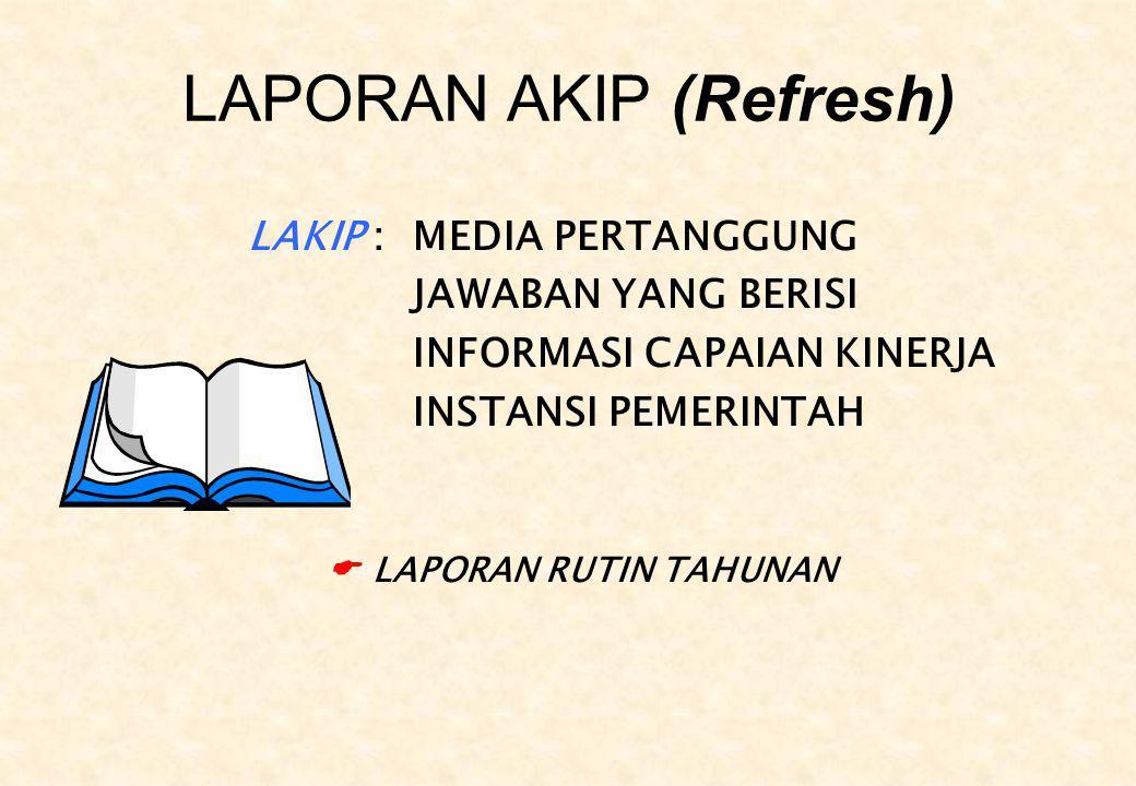 LAPORAN AKIP (Refresh)