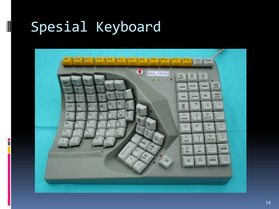 Spesial Keyboard