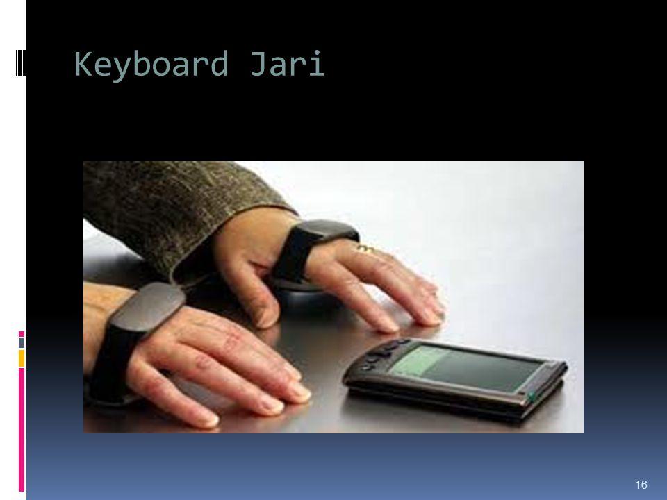Keyboard Jari