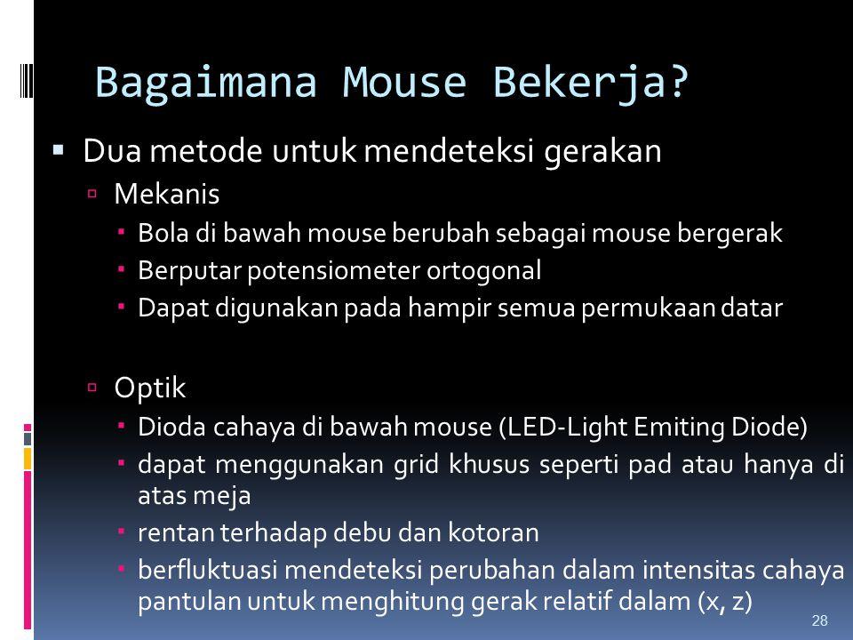 Bagaimana Mouse Bekerja