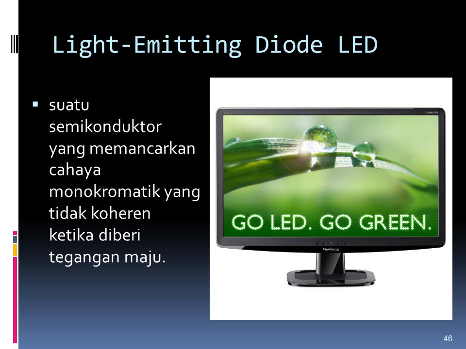Light-Emitting Diode LED