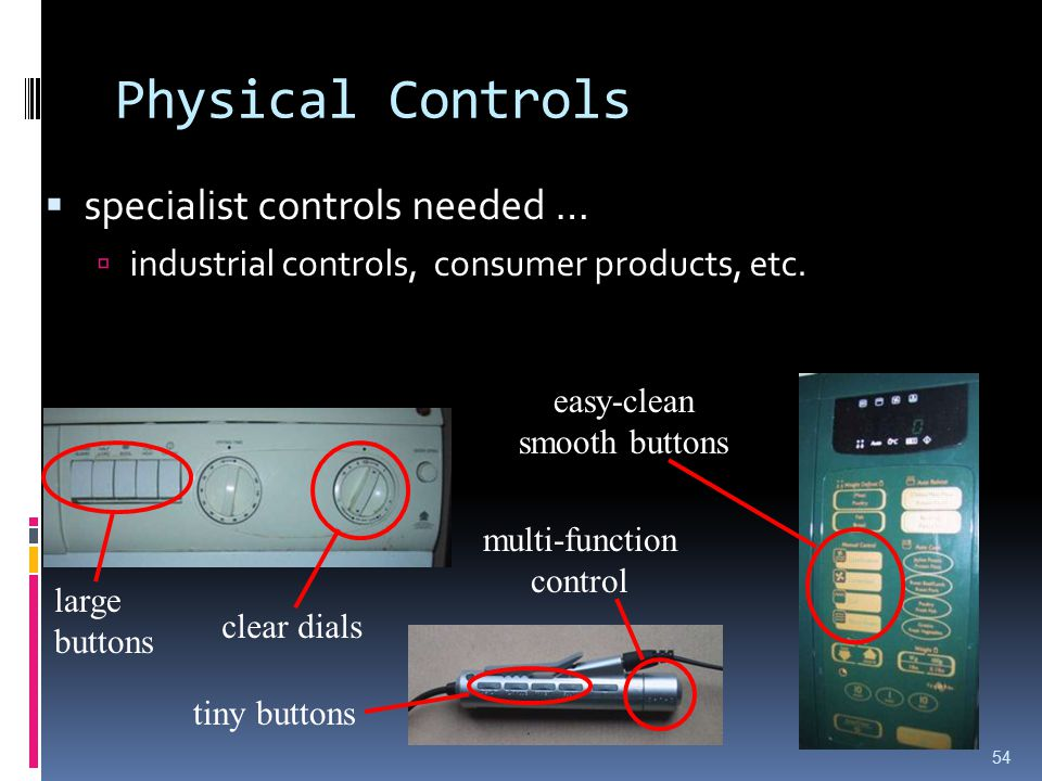 multi-function control