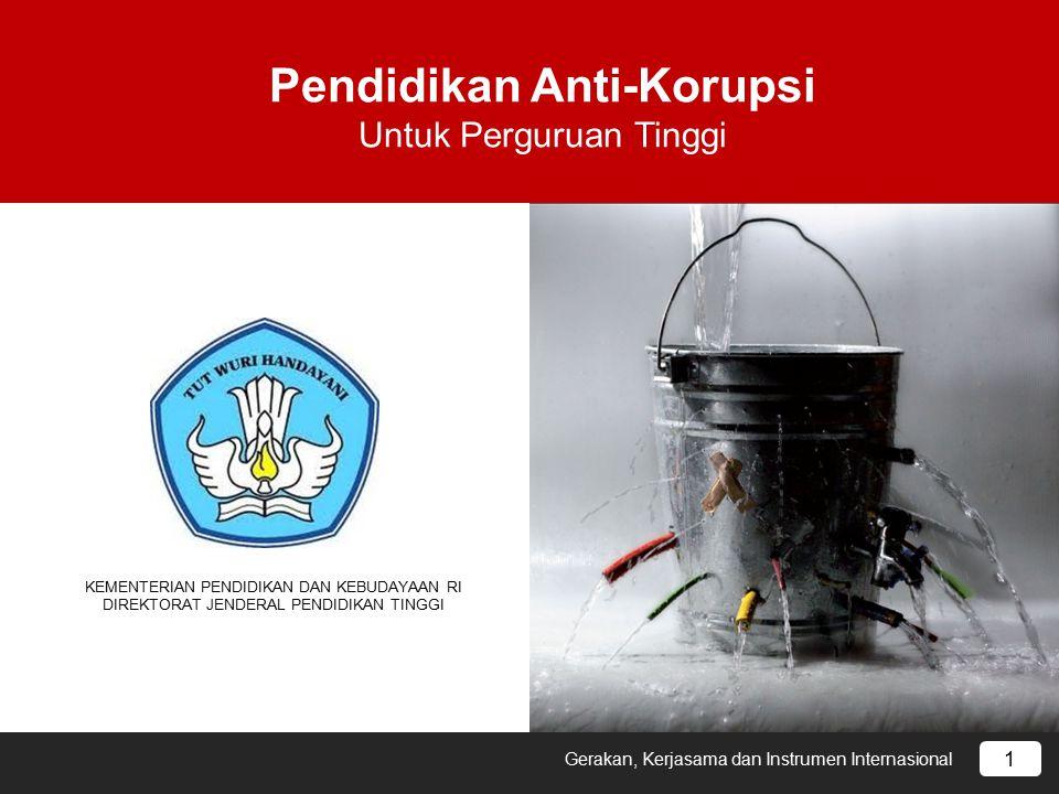 Pendidikan Anti-Korupsi