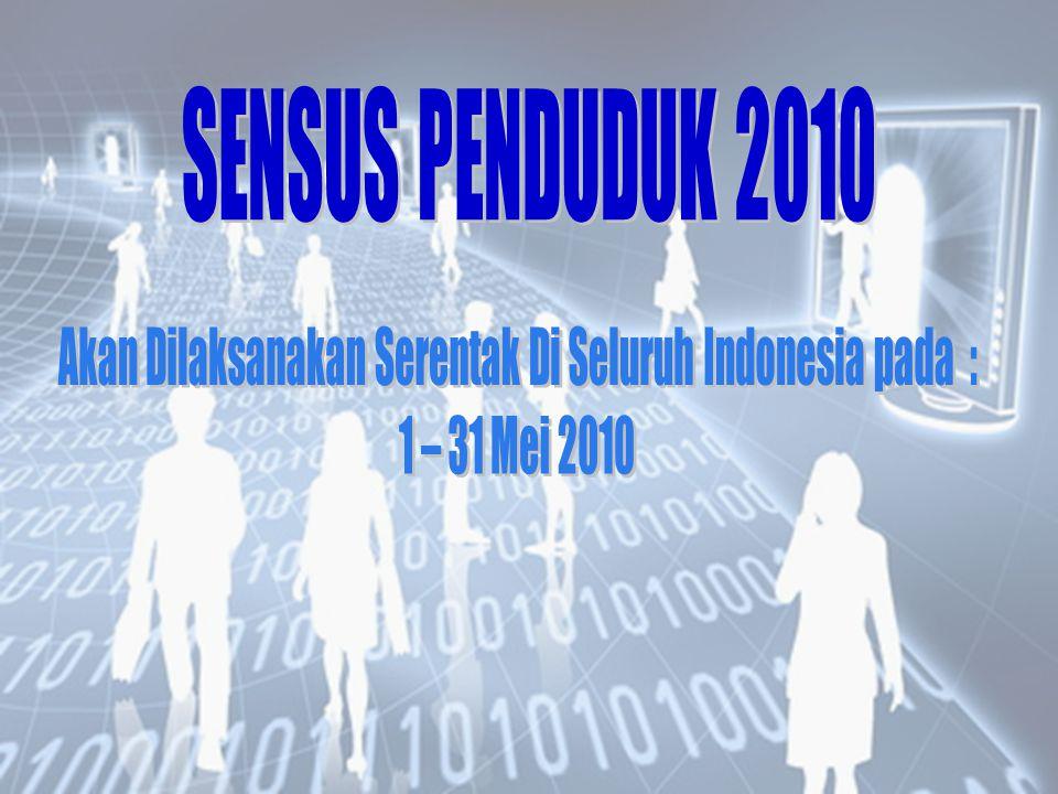 Akan Dilaksanakan Serentak Di Seluruh Indonesia pada :