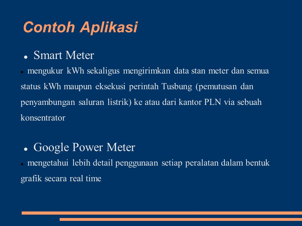 Contoh Aplikasi Smart Meter Google Power Meter