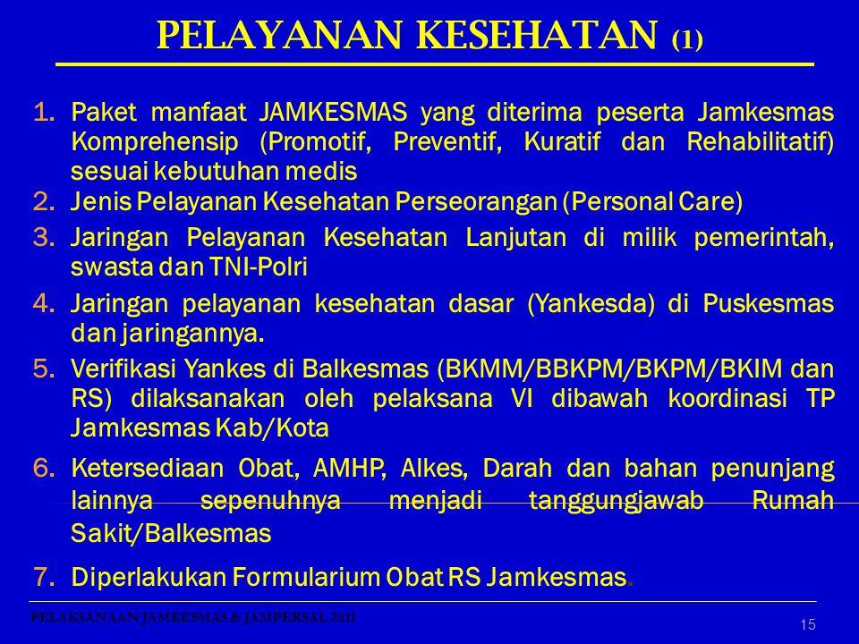 PELAYANAN KESEHATAN (1)