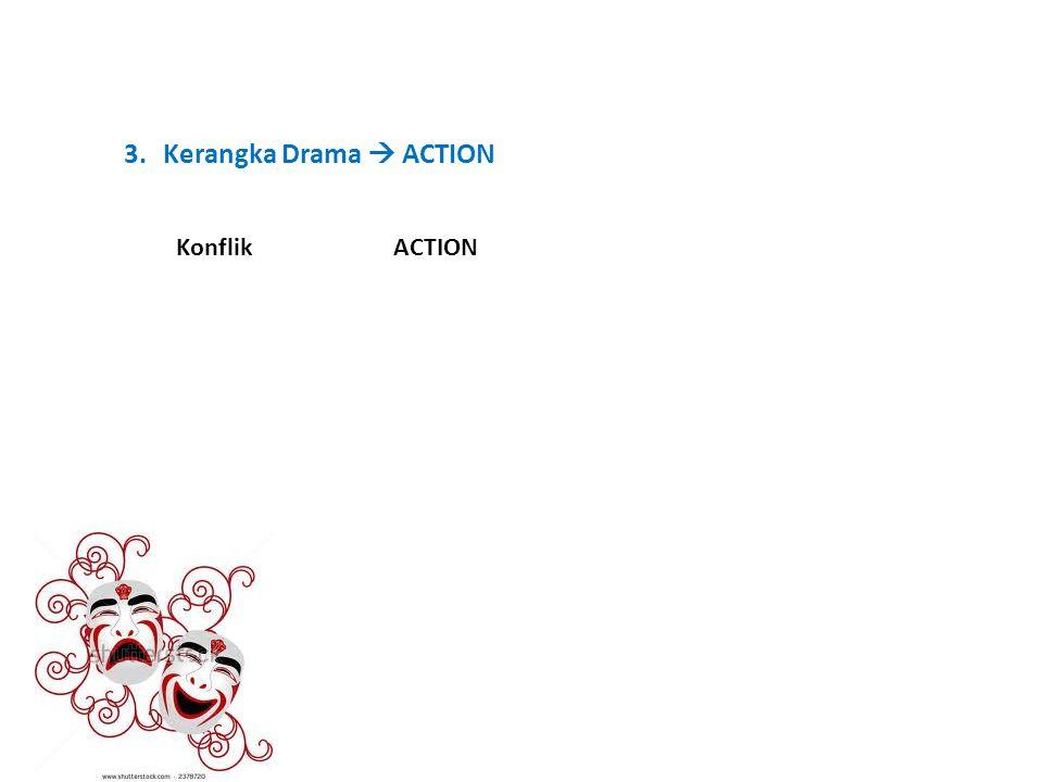 Kerangka Drama  ACTION