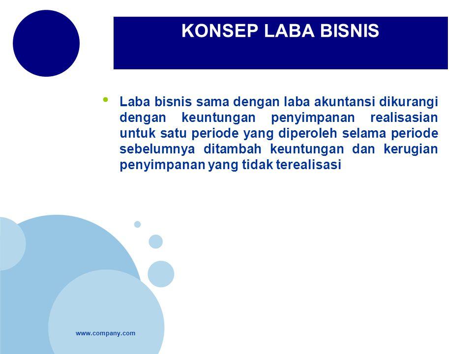 KONSEP LABA BISNIS