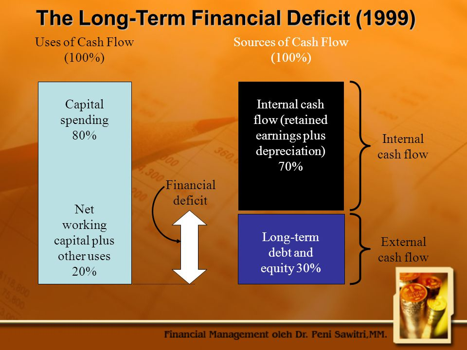 The Long-Term Financial Deficit (1999)