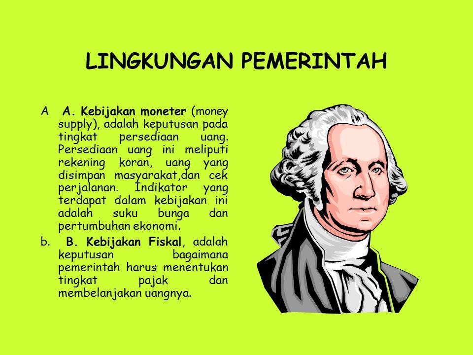 LINGKUNGAN PEMERINTAH