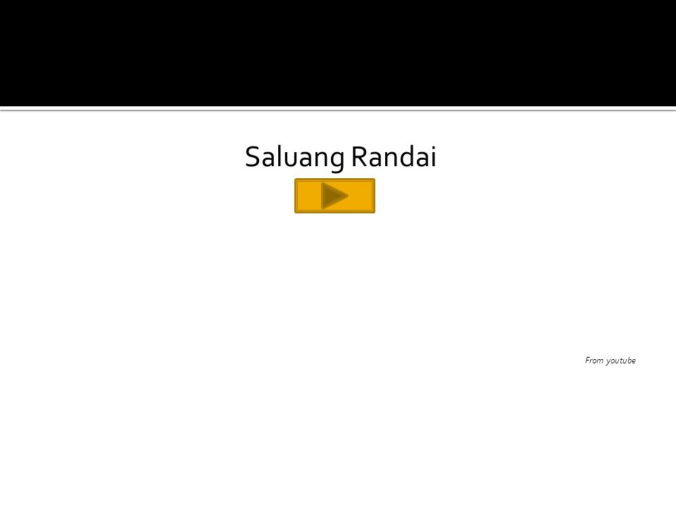 Saluang Randai From youtube