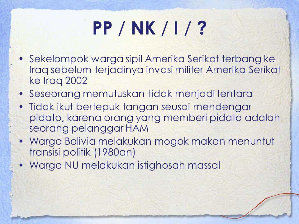 PP / NK / I / Sekelompok warga sipil Amerika Serikat terbang ke Iraq sebelum terjadinya invasi militer Amerika Serikat ke Iraq 2002.