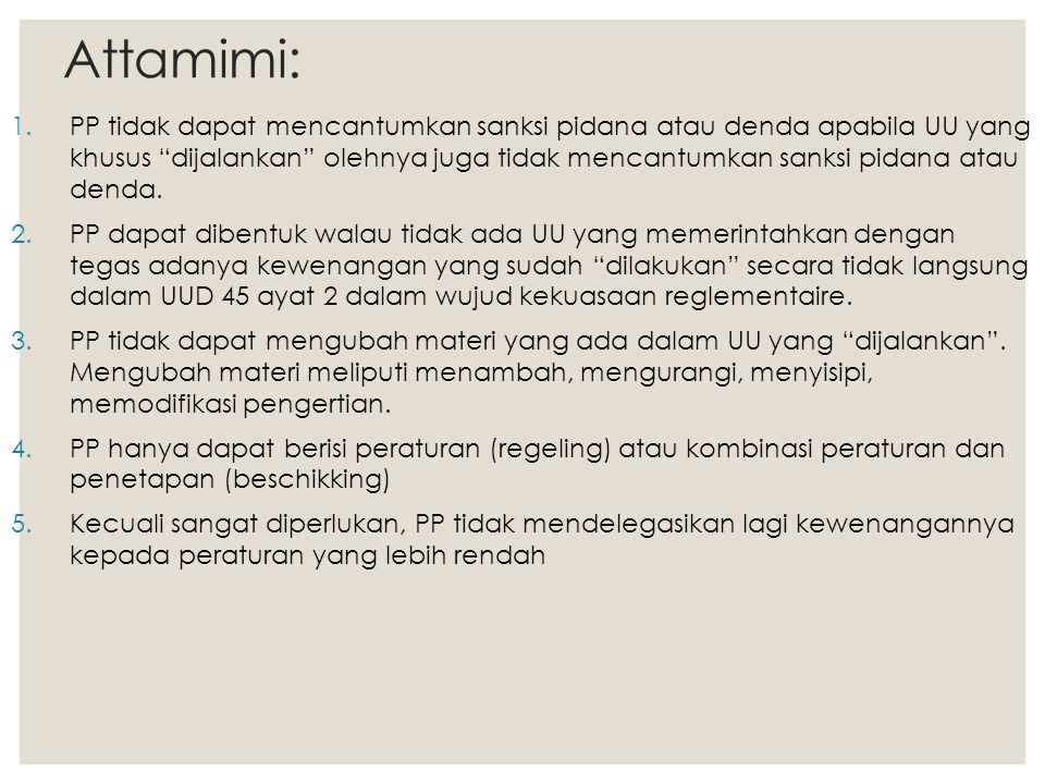 Attamimi: