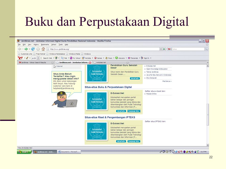 Buku dan Perpustakaan Digital