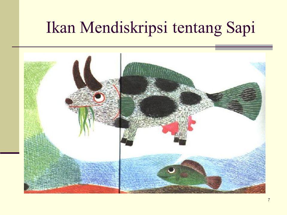 Ikan Mendiskripsi tentang Sapi