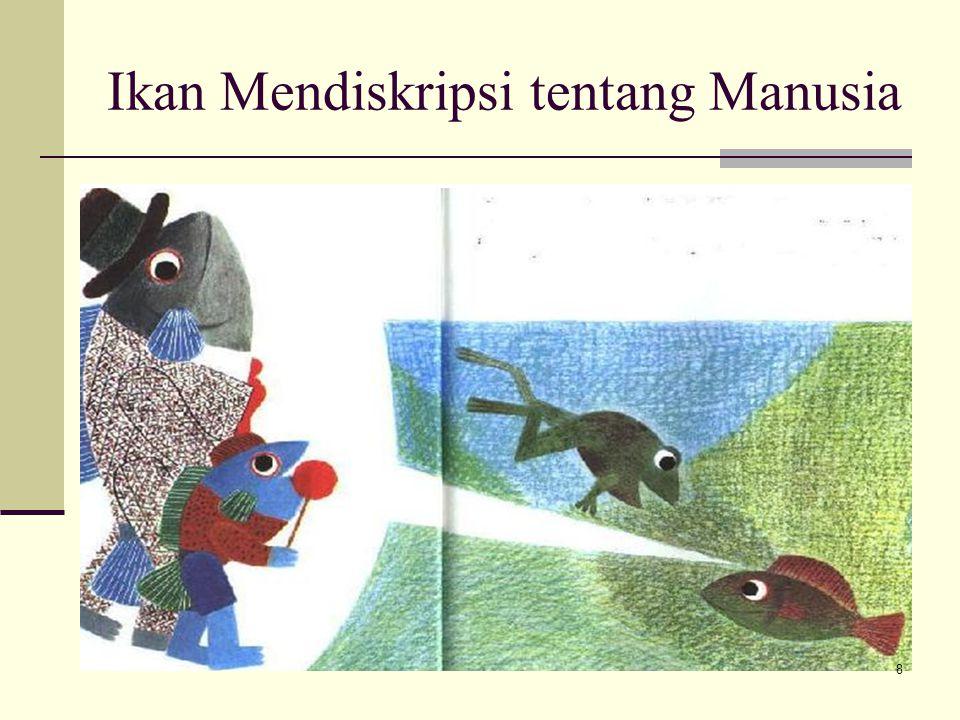Ikan Mendiskripsi tentang Manusia